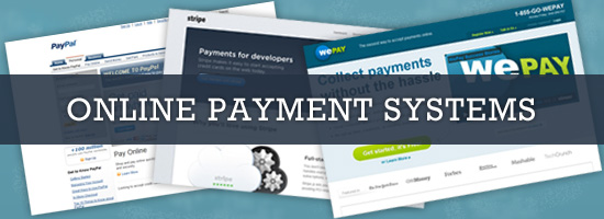 Online payment system thesis